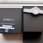 TAG HEUER Formula 1 Steel Ceramic And Diamonds Chronograph 41mm CAH1211.BA0863