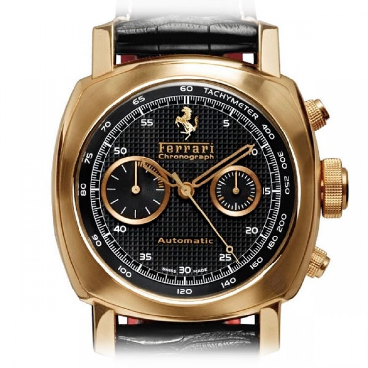 Panerai Ferrari GT Chronograph Rose Gold Limited Edition FER00006