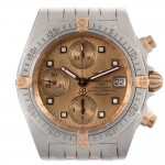 Breitling Cockpit Chronograph Steel & Gold B13357