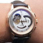 Zenith Chronomaster Open XXT Rose Gold Retrograde Date 18.1260.4023/01.C505