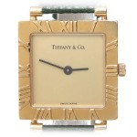 Tiffany & Co Atlas Yellow Gold 18k Atlas